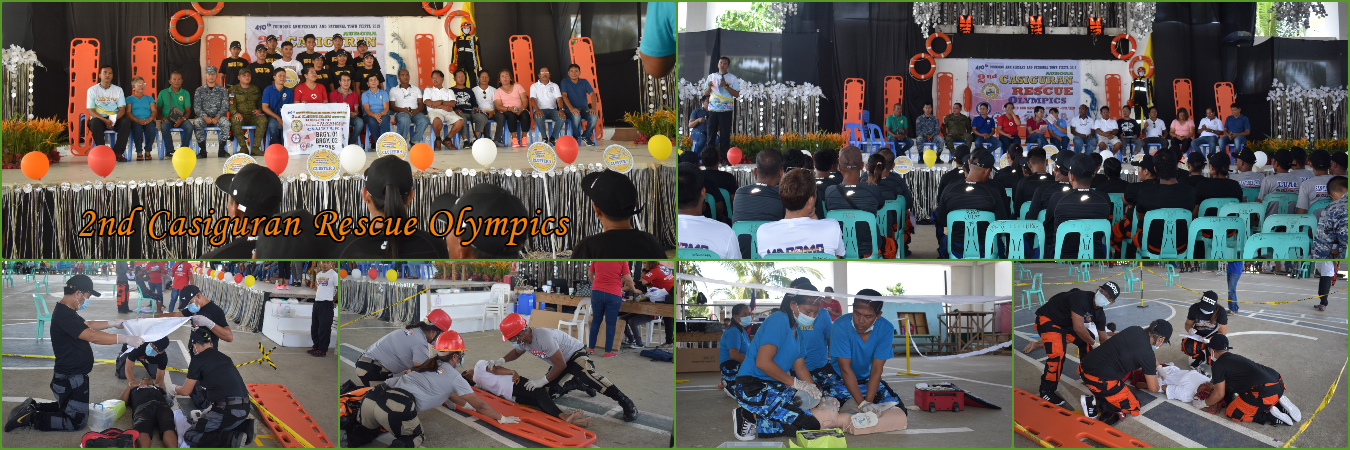 2nd Casiguran Rescue Olympics